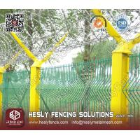 Wholesale HESLY 3D Welded Wire Panel Fence from china suppliers