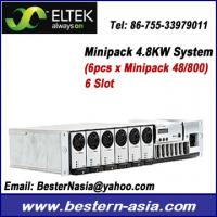 Buy cheap Eltek Minipack 48V 4.8KW power supply system from wholesalers