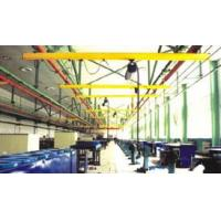 Wholesale Single Girder Suspension Light Crane Systems With Double Beam , Telescopic Beam from china suppliers