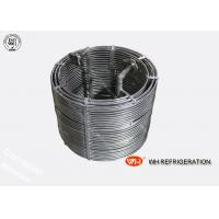 Wholesale Coiling For Heat Exchange / Air Conditioner Evaporator Coil Location Coiled Stainless Steel Tube from china suppliers