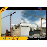Wholesale Topkit External Climbing Tower Crane Height Anchorage120m With Ergonomic Cabs from china suppliers