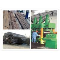 Wholesale 7 Rollers Pipe Automatic Straightening Machine for Metal / Steel Pipes from china suppliers