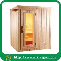 Wholesale Hot Selling Dry Steam Sauna Cabin(SR-D3) from china suppliers