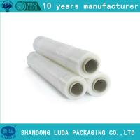 Wholesale pe stretch film Pallet Shrink Wrap Polyethylene Transparent Stretch Film from china suppliers