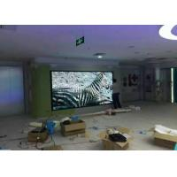 Quality P2.5 Indoor Ultra Advertising LED Display High Brightness / High Resolution for sale