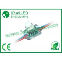 Wholesale 12mm Square Addressable RGB LED Pixel For Channel Letters DC5V 2 Years Warranty from china suppliers