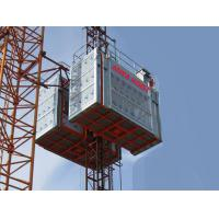 Wholesale Builders Construction Hoist Elevator , Industrial Elevators And Lifts from china suppliers
