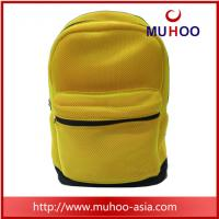 Quality Mesh leisure duffle bag school bag sports backpack for outdoor for sale