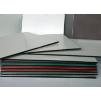 Wholesale PVDF / PE High Intensified Fireproof Aluminum Composite Panel For Outdoor Building Decoration from china suppliers