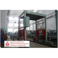 Wholesale Steel Structure Sandwich Panel Machine for Mgo / Mgcl / Fiber Glass Mesh Raw Material from china suppliers