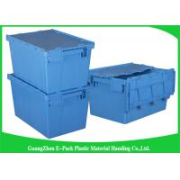 Wholesale Extra Large Plastic Storage Containers , Industrial Heavy Duty Plastic Storage Boxes from china suppliers