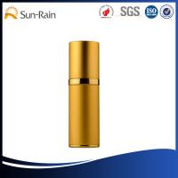 Wholesale 15ml 30ml 45ml aluminium cosmetic bottle from china suppliers