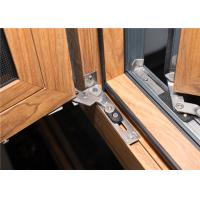 Wholesale Aluminum Frame Glass Windows Door Closer 1.2 Mm - 2.2 Mm Profile Thickness from china suppliers