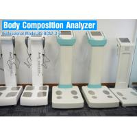 Wholesale Touch Screen Body Composition Analyzer For Body Fat / Nutrition Analysis With Printer from china suppliers