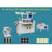 Wholesale Flat - Bed Die Cutting Machinery Electric Driven Servo Motor Paper Die Cutting Machine from china suppliers