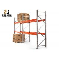 Wholesale Powder Coated Galvanized Easy Assemble Multi-Level Pallet Warehouse Pallet Racking from china suppliers