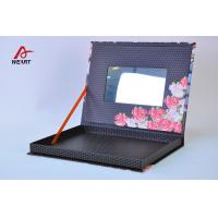 Wholesale Customized Printed Cosmetic Paper Box With Mirror from china suppliers