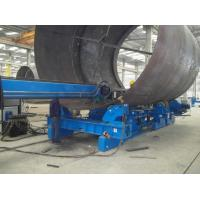 Wholesale Custom Blue Durable Fit up Rotator / Tank Turning Rolls For Wind Tower welding from china suppliers