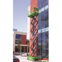 Quality Self-propelled Scissor Lift with Extension Platform for sale