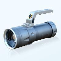 Wholesale 10W High Power 3 Files Handle Rotating Zoom Led Portable Spotlight/Searching Light from china suppliers