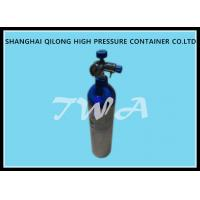 Wholesale 2.5L Scuba Diving Cylinder High Pressure With Aluminum , Steel Material from china suppliers