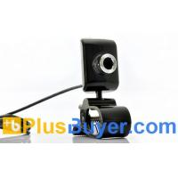 Wholesale 2 Megapixel Webcam with Clip and Adjustable Focus - Oval Design from china suppliers