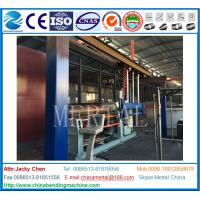 Wholesale Customized Plate Rolls Ce Approved CNC Plate Rolling Machine Mclw12xnc-12*2000 from china suppliers