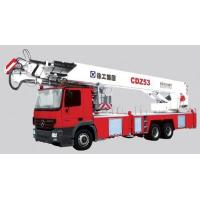 Wholesale CDZ53 Aerial Platform Fire Truck from china suppliers