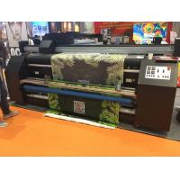 Wholesale Doubel vision fabric printing machine /  Flag plotter / Digital plotter from china suppliers