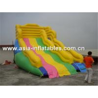 Wholesale Commercial Grade Inflatable Water Slide For Aquatic Park Games from china suppliers