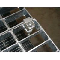 Wholesale Galvanizing polished Install Clip Walkway Floor Stair Rectangular Steel Bar Grating AS3679 from china suppliers