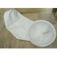 Wholesale Micron PTFE Teflon Micron Filter Bag high temperature fabric cloth from china suppliers