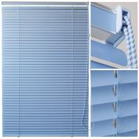 Wholesale 35mm aluminum venetian blinds for windows with steel toprail and bottomrail from china suppliers