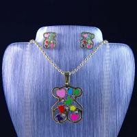 Wholesale High Quality Stainless Steel Jewelry Set LUS42-2 from china suppliers