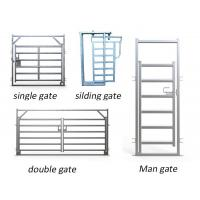 anping ASO fence factory wholesale bulk livestock cattle panels feedot equipment online