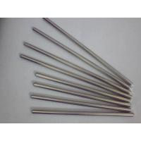 Wholesale AISI304 Austenitic Stainless Steel Precision linear Shaft from china suppliers