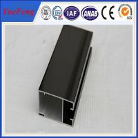 Wholesale anodised aluminium profiles for door window aluminium frame from china suppliers