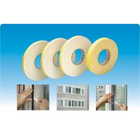 Wholesale Door Window Sealing Self-Adhesive Tapes Single Sided Foam Tapes White from china suppliers
