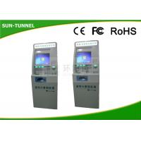 "Wholesale 17"" Infrared Touch Screen Self Service Check In Kiosk Industrial Grade Main Board from china suppliers"