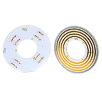 Wholesale IP54 Ultrathin Integral Slip RingPancake Thickness Only 14 Mm , Shock Resistance from china suppliers