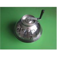Wholesale 16 Inch Hydroponic Accessories Clear Hand Driven Bowl Leaf Trimmer from china suppliers
