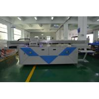 Quality High resolution and high speed eco solvent flatbed printer cheap price 4-8pcs printhead for sale