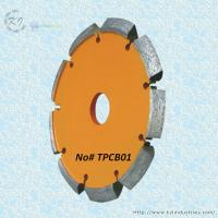 Wholesale Diamond Crack Chaser Saw Blade for Concrete - TPCB01 from china suppliers