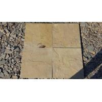 Wholesale China Yellow Slate Tiles Yellow Slate Paving Stone Natural Stone Pavers for Walkway from china suppliers