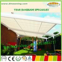 Buy cheap aluminum full cassette roof conservatory awnings from wholesalers