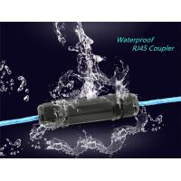 Buy cheap Ethernet Waterproof RJ45 Inline Couplers / Adapters For Network Extender Network Connectors from wholesalers