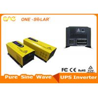 Quality 1000W 12vdc 220vac 110vac Sun Power Inverter Low Frequency Pure Sine Wave for sale