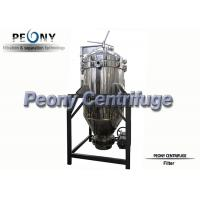 Wholesale Widely Used Automatic Pressure Leaf Filter for Liquid - Solid Separation from china suppliers
