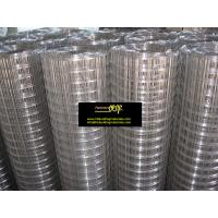 Wholesale China factory direct export welded wire mesh, 1/4'-2' Mesh Size Welded wire mesh Roll from china suppliers