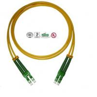 Wholesale 12 Cores LC Fiber Optic Patch Cord for Data Transmission 3.0mm Diameter from china suppliers